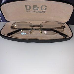D&G Vintage glasses